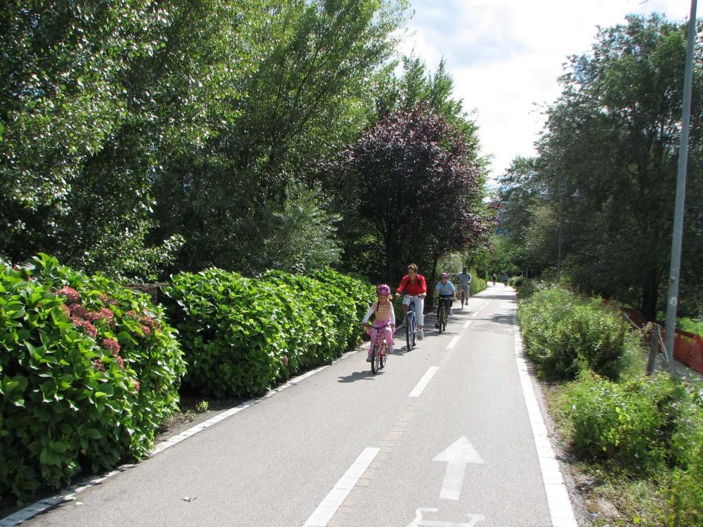Pista ciclabile bassa atesina for Trento informazioni turistiche